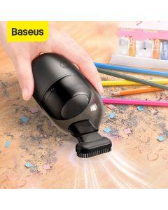 Baseus اللاسلكية مكنسة كهربائية صغيرة 1000Pa الصغيرة المحمولة سيارة الداخلية سطح المكتب الغبار تنظيف أداة المحمولة سيارة مكنسة كهربائية